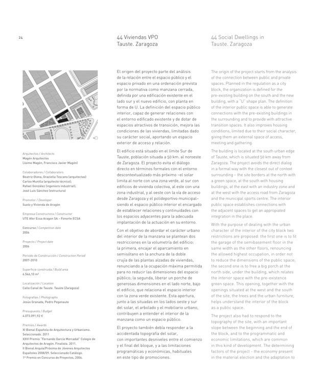 Magén Arquitectos · TC Biblioteca - Preview 4
