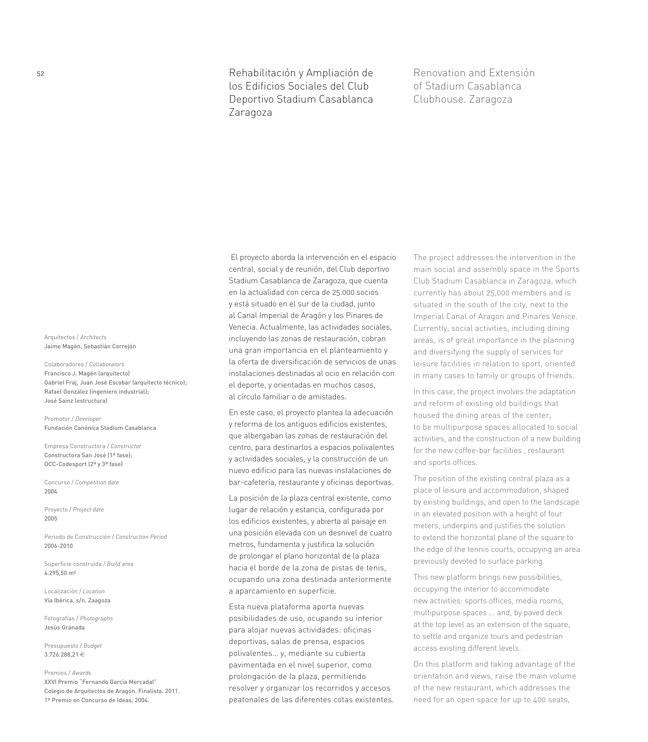 Magén Arquitectos · TC Biblioteca - Preview 8