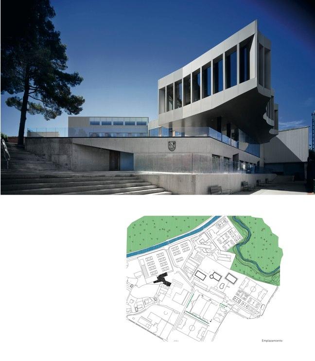 Magén Arquitectos · TC Biblioteca - Preview 9