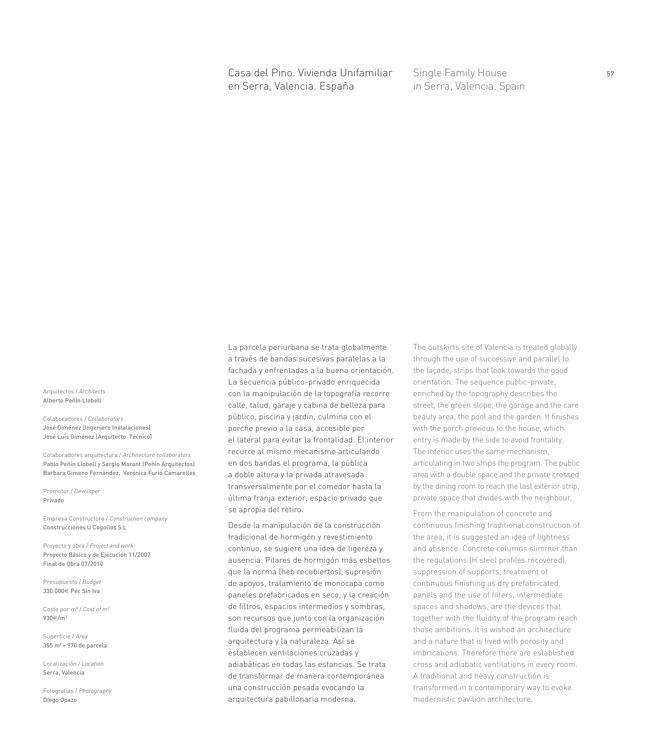 Peñín arquitectos obra propia · TC Biblioteca - Preview 11