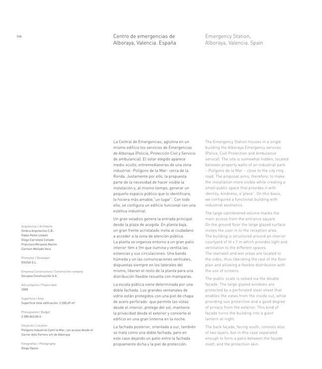 Peñín arquitectos obra propia · TC Biblioteca - Preview 24