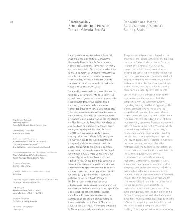 Peñín arquitectos obra propia · TC Biblioteca - Preview 26