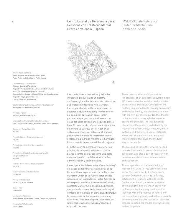 Peñín arquitectos obra propia · TC Biblioteca - Preview 2
