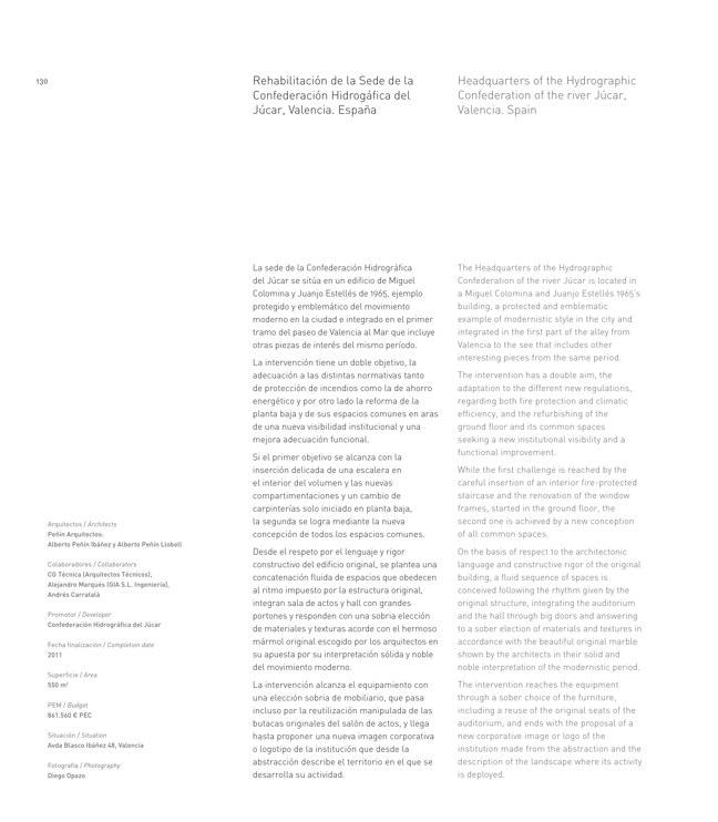 Peñín arquitectos obra propia · TC Biblioteca - Preview 30