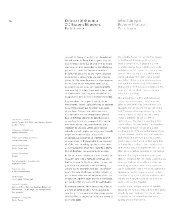 Peñín arquitectos obra propia · TC Biblioteca - Preview 32