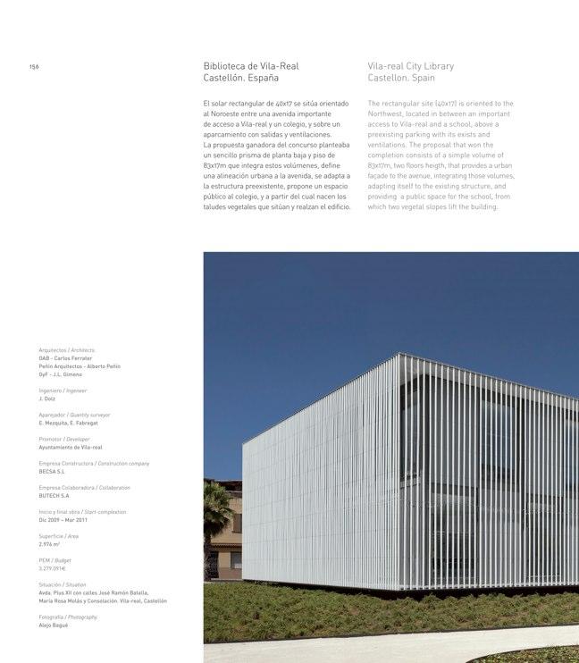 Peñín arquitectos obra propia · TC Biblioteca - Preview 37