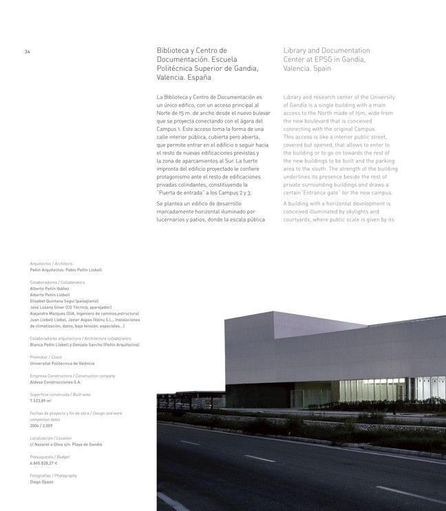 Peñín arquitectos obra propia · TC Biblioteca - Preview 7
