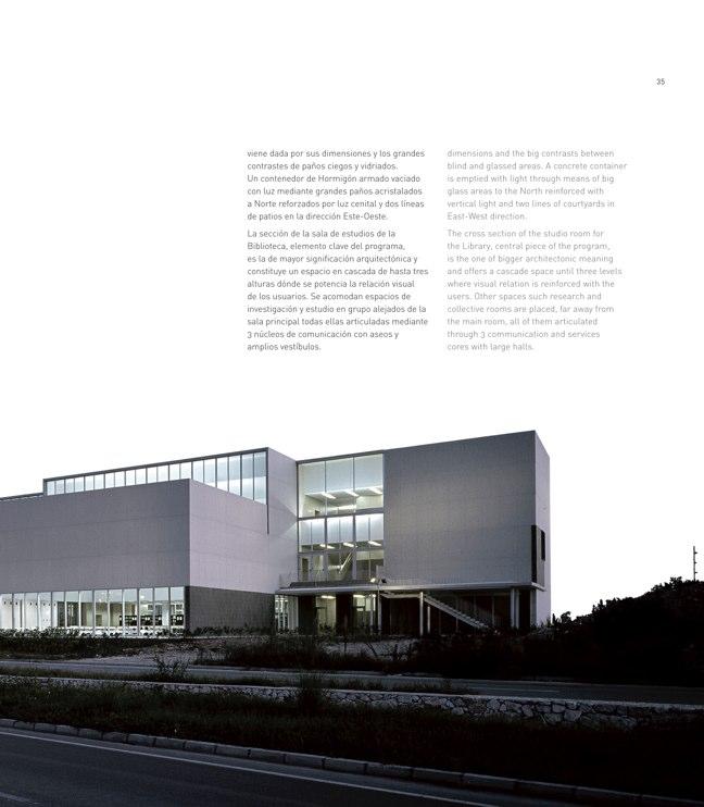 Peñín arquitectos obra propia · TC Biblioteca - Preview 8