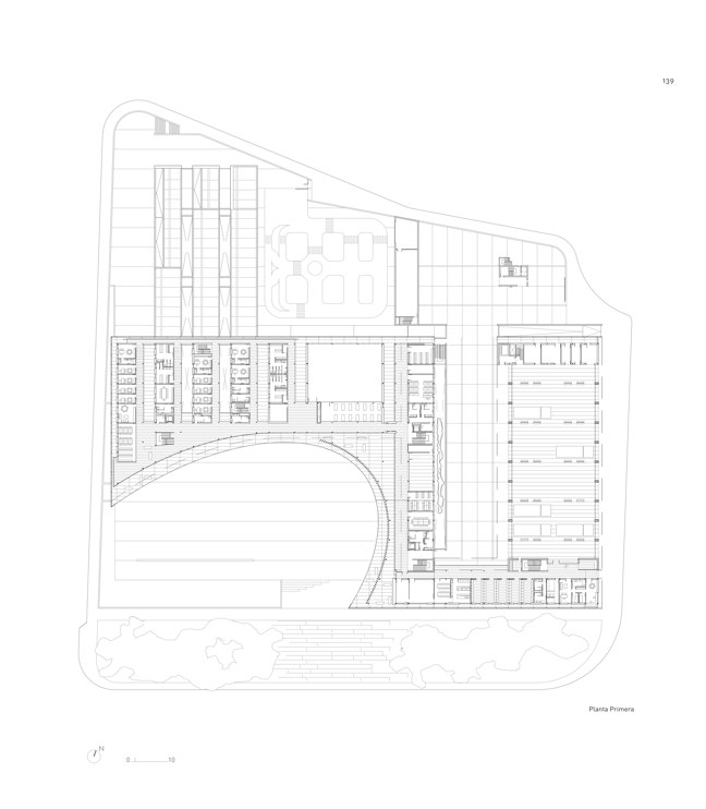 santatecla arquitectos · TC Biblioteca - Preview 14
