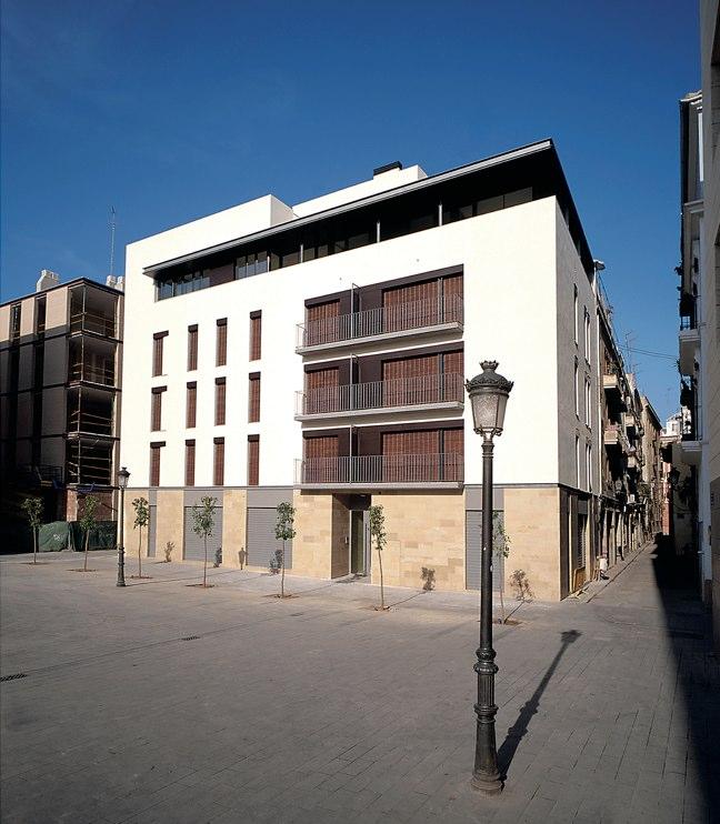santatecla arquitectos · TC Biblioteca - Preview 2