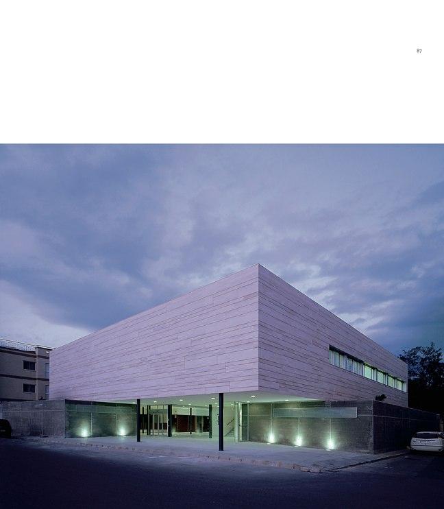 santatecla arquitectos · TC Biblioteca - Preview 8
