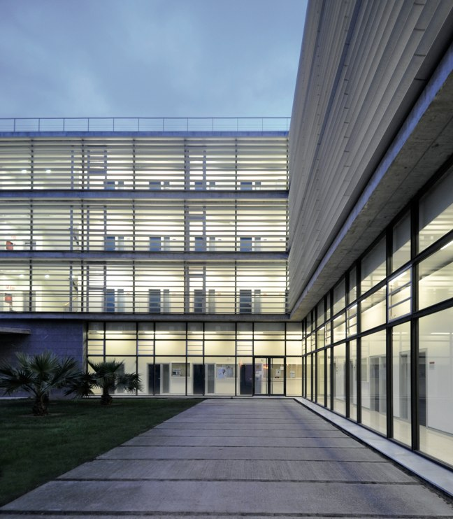 santatecla arquitectos · TC Biblioteca - Preview 9
