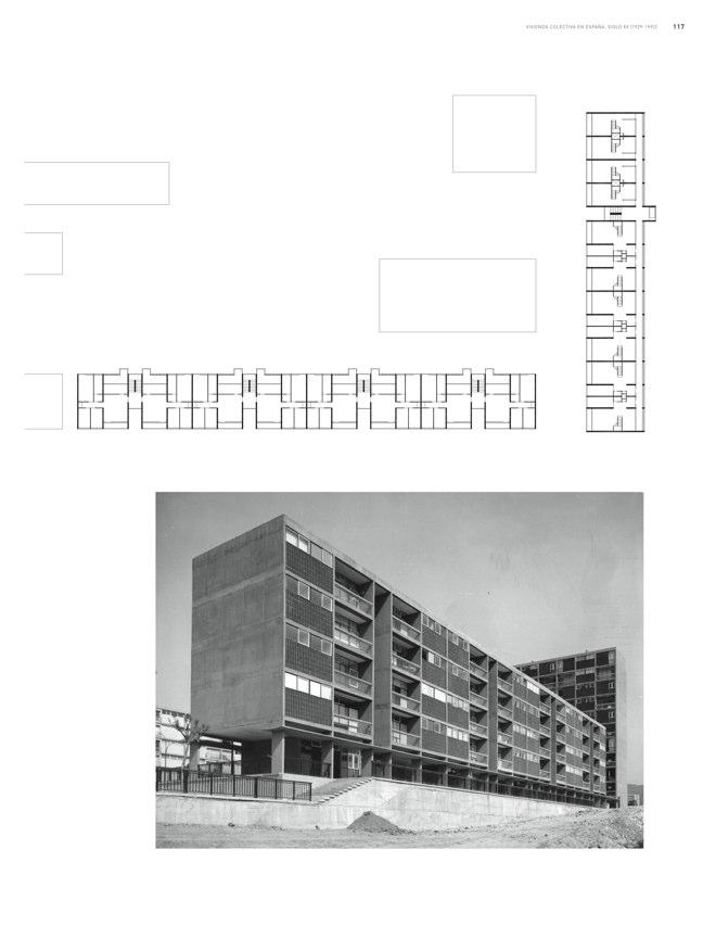 VIVIENDA COLECTIVA EN ESPAÑA. Siglo XX (1929-1992) Biblioteca TC - Preview 17