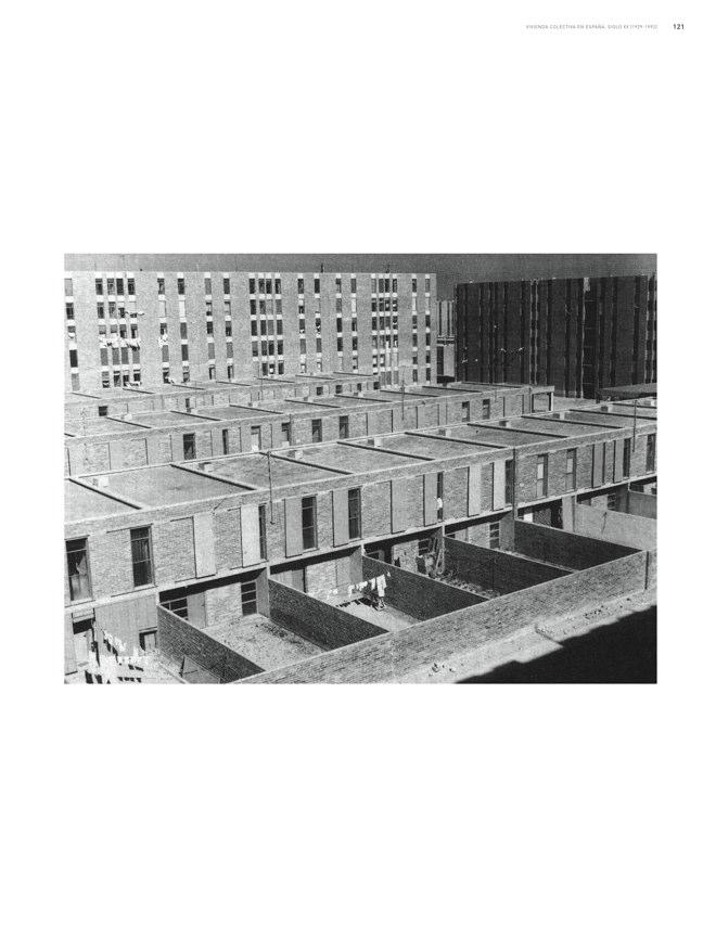 VIVIENDA COLECTIVA EN ESPAÑA. Siglo XX (1929-1992) Biblioteca TC - Preview 18