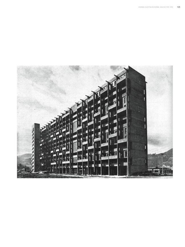 VIVIENDA COLECTIVA EN ESPAÑA. Siglo XX (1929-1992) Biblioteca TC - Preview 19