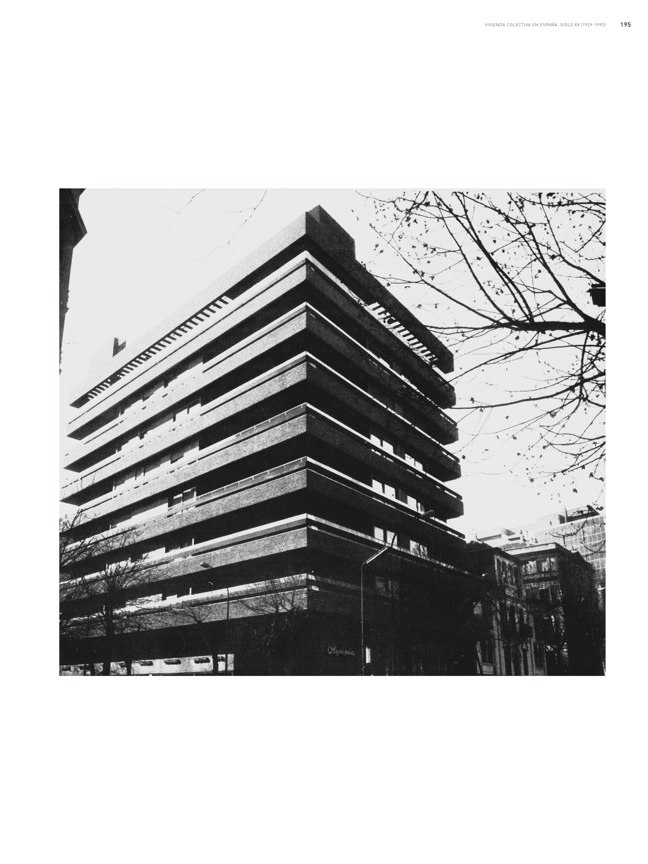 VIVIENDA COLECTIVA EN ESPAÑA. Siglo XX (1929-1992) Biblioteca TC - Preview 30