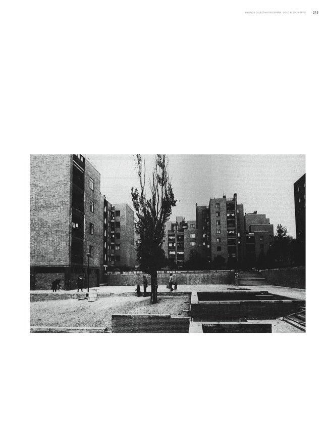 VIVIENDA COLECTIVA EN ESPAÑA. Siglo XX (1929-1992) Biblioteca TC - Preview 33