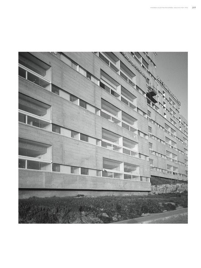 VIVIENDA COLECTIVA EN ESPAÑA. Siglo XX (1929-1992) Biblioteca TC - Preview 35