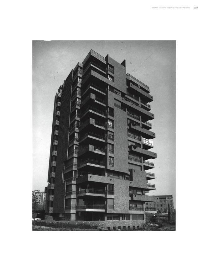 VIVIENDA COLECTIVA EN ESPAÑA. Siglo XX (1929-1992) Biblioteca TC - Preview 36