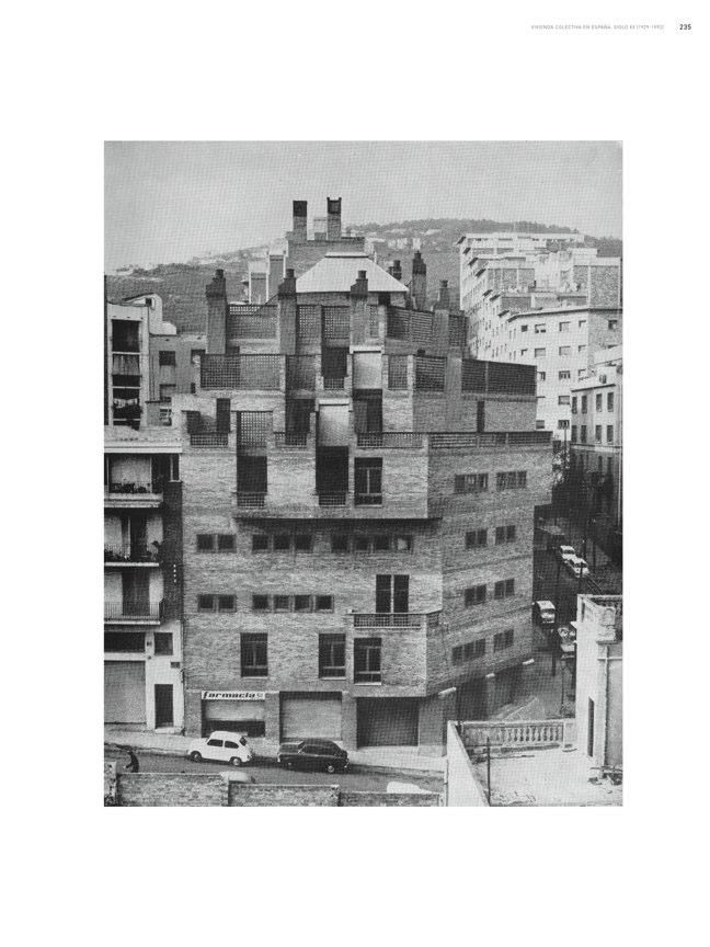 VIVIENDA COLECTIVA EN ESPAÑA. Siglo XX (1929-1992) Biblioteca TC - Preview 37