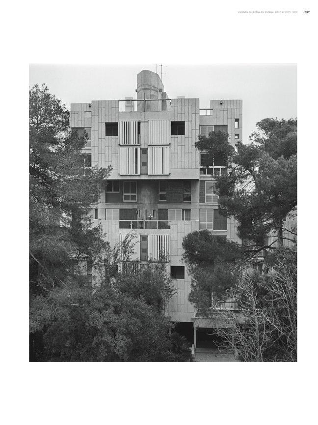 VIVIENDA COLECTIVA EN ESPAÑA. Siglo XX (1929-1992) Biblioteca TC - Preview 38