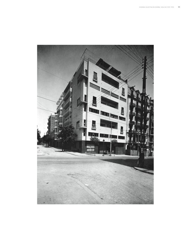 VIVIENDA COLECTIVA EN ESPAÑA. Siglo XX (1929-1992) Biblioteca TC - Preview 3