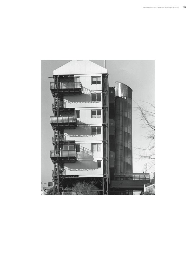 VIVIENDA COLECTIVA EN ESPAÑA. Siglo XX (1929-1992) Biblioteca TC - Preview 40