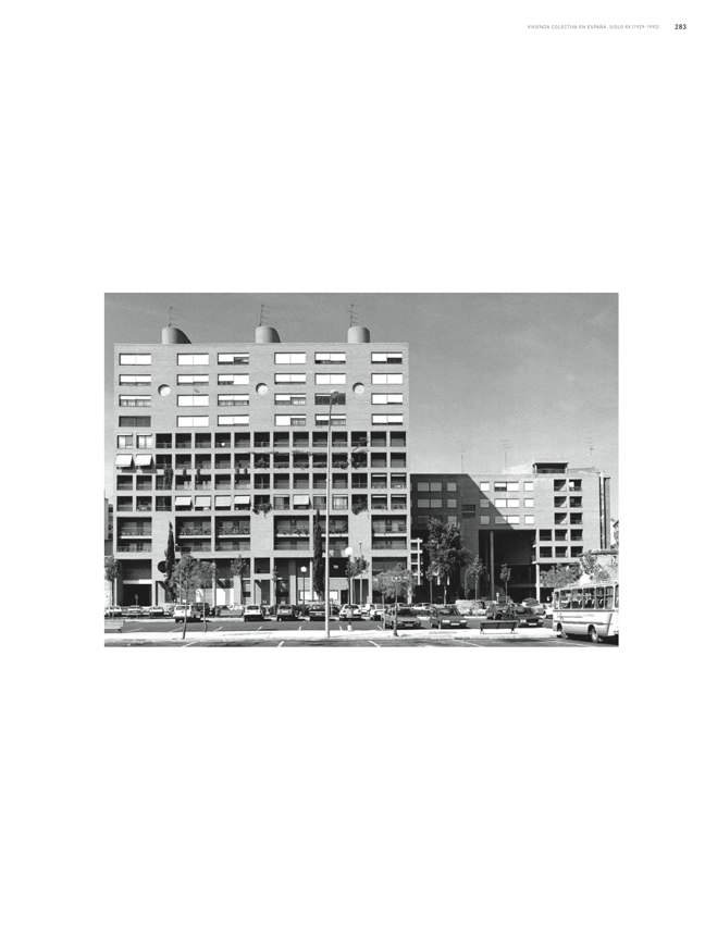 VIVIENDA COLECTIVA EN ESPAÑA. Siglo XX (1929-1992) Biblioteca TC - Preview 48