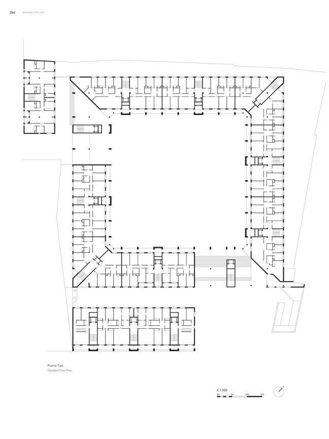 VIVIENDA COLECTIVA EN ESPAÑA. Siglo XX (1929-1992) Biblioteca TC - Preview 49