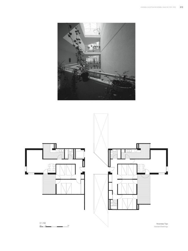 VIVIENDA COLECTIVA EN ESPAÑA. Siglo XX (1929-1992) Biblioteca TC - Preview 52