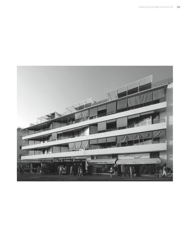 VIVIENDA COLECTIVA EN ESPAÑA. Siglo XX (1929-1992) Biblioteca TC - Preview 55
