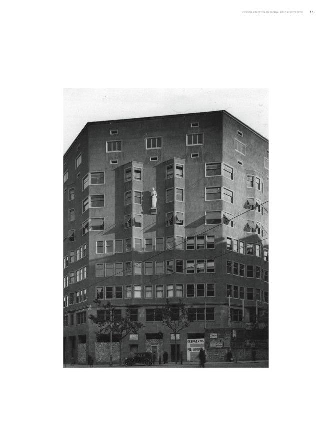 VIVIENDA COLECTIVA EN ESPAÑA. Siglo XX (1929-1992) Biblioteca TC - Preview 5