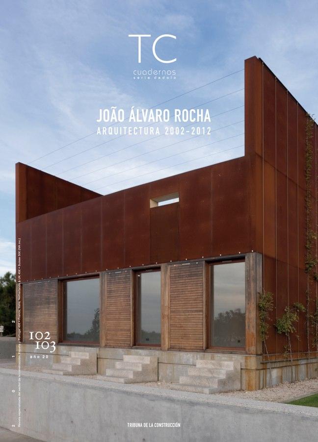 TC Cuadernos 102-103 JOÃO ÁLVARO ROCHA