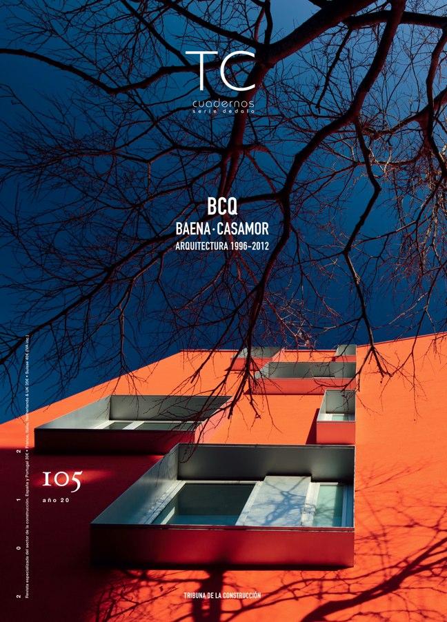 TC Cuadernos 105 BQC BAENA + CASAMOR