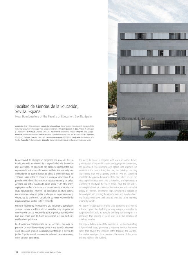 TC Cuadernos 107-108 CRUZ Y ORTIZ ARQUITECTOS - Preview 22