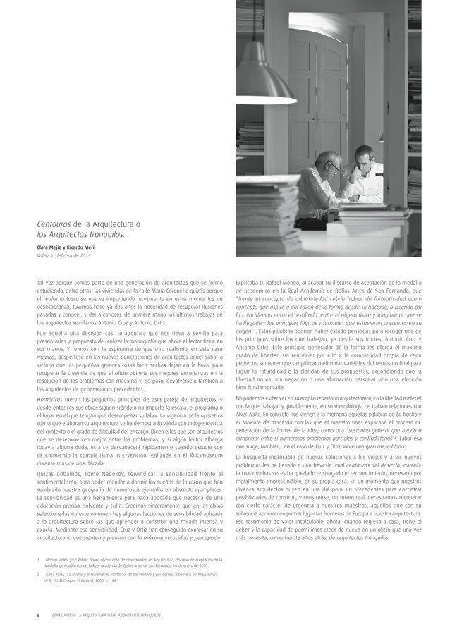 TC Cuadernos 107-108 CRUZ Y ORTIZ ARQUITECTOS - Preview 2
