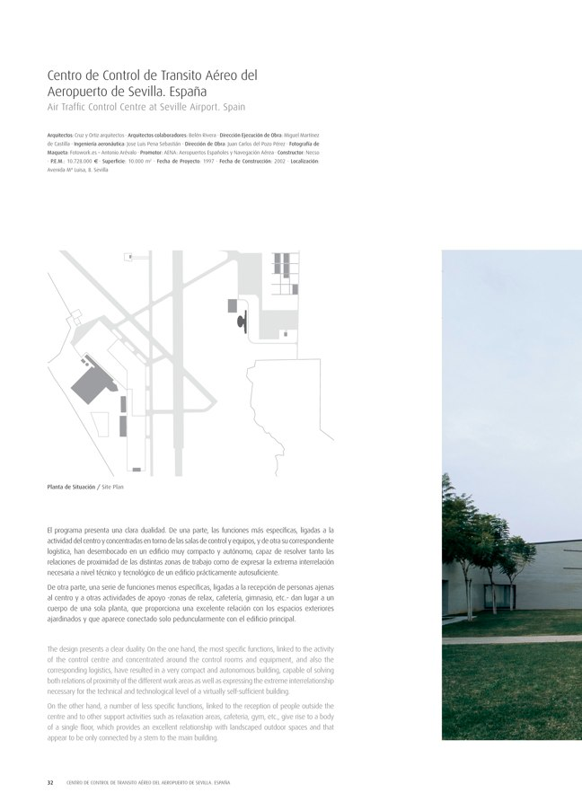 TC Cuadernos 107-108 CRUZ Y ORTIZ ARQUITECTOS - Preview 7