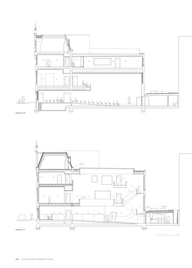 TC Cuadernos 109-110 Wiel Arets Architects - Preview 42
