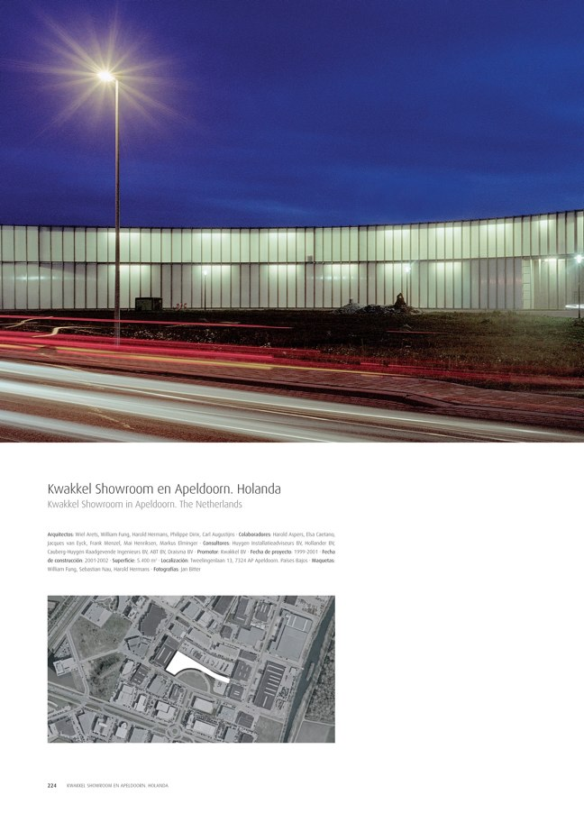 TC Cuadernos 109-110 Wiel Arets Architects - Preview 43