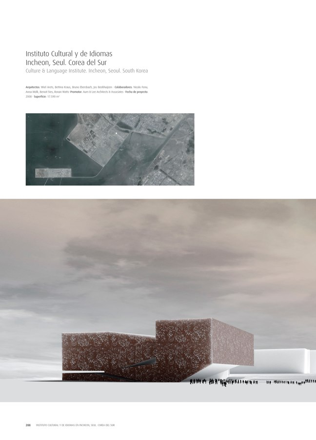 TC Cuadernos 109-110 Wiel Arets Architects - Preview 54