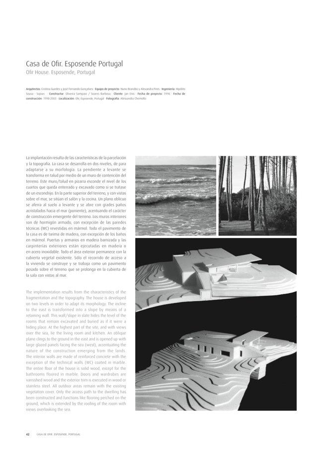 TC Cuadernos 111 MENOS É MAIS. FRANCISCO VIEIRA DE CAMPOS & CRISTINA GUEDES - Preview 10