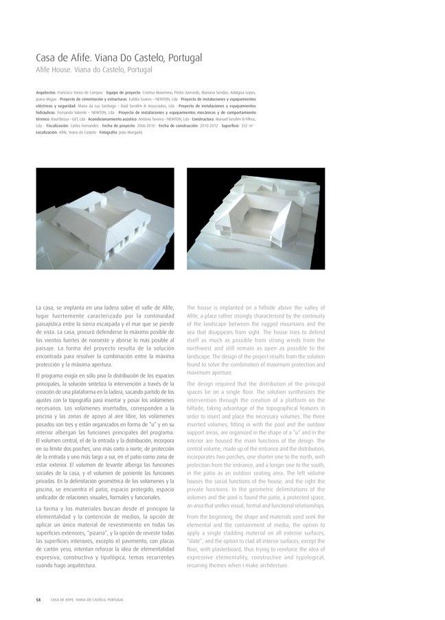 TC Cuadernos 111 MENOS É MAIS. FRANCISCO VIEIRA DE CAMPOS & CRISTINA GUEDES - Preview 13