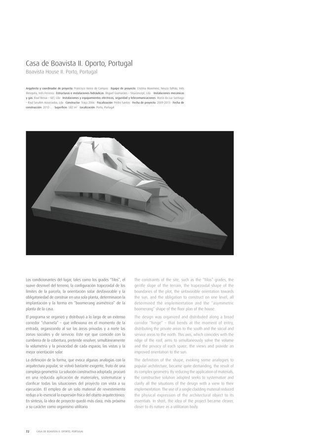 TC Cuadernos 111 MENOS É MAIS. FRANCISCO VIEIRA DE CAMPOS & CRISTINA GUEDES - Preview 16