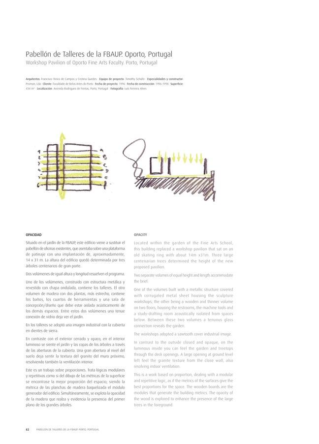 TC Cuadernos 111 MENOS É MAIS. FRANCISCO VIEIRA DE CAMPOS & CRISTINA GUEDES - Preview 17