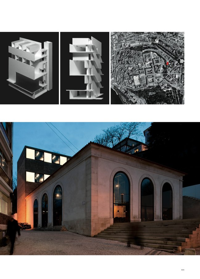 TC Cuadernos 111 MENOS É MAIS. FRANCISCO VIEIRA DE CAMPOS & CRISTINA GUEDES - Preview 25