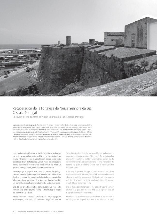 TC Cuadernos 111 MENOS É MAIS. FRANCISCO VIEIRA DE CAMPOS & CRISTINA GUEDES - Preview 48