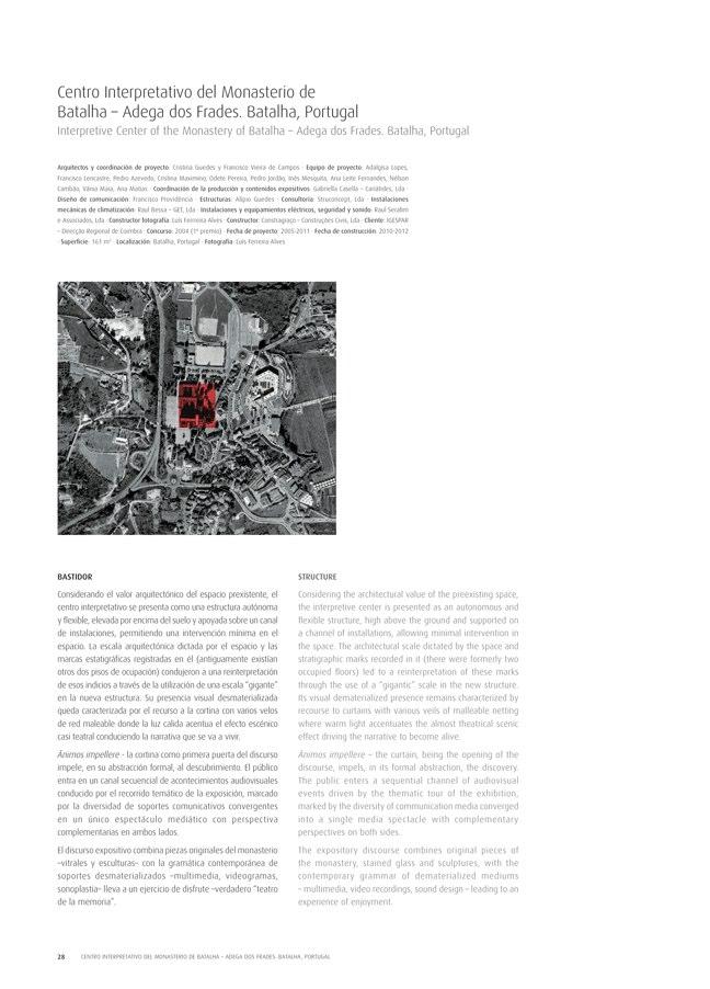 TC Cuadernos 111 MENOS É MAIS. FRANCISCO VIEIRA DE CAMPOS & CRISTINA GUEDES - Preview 8