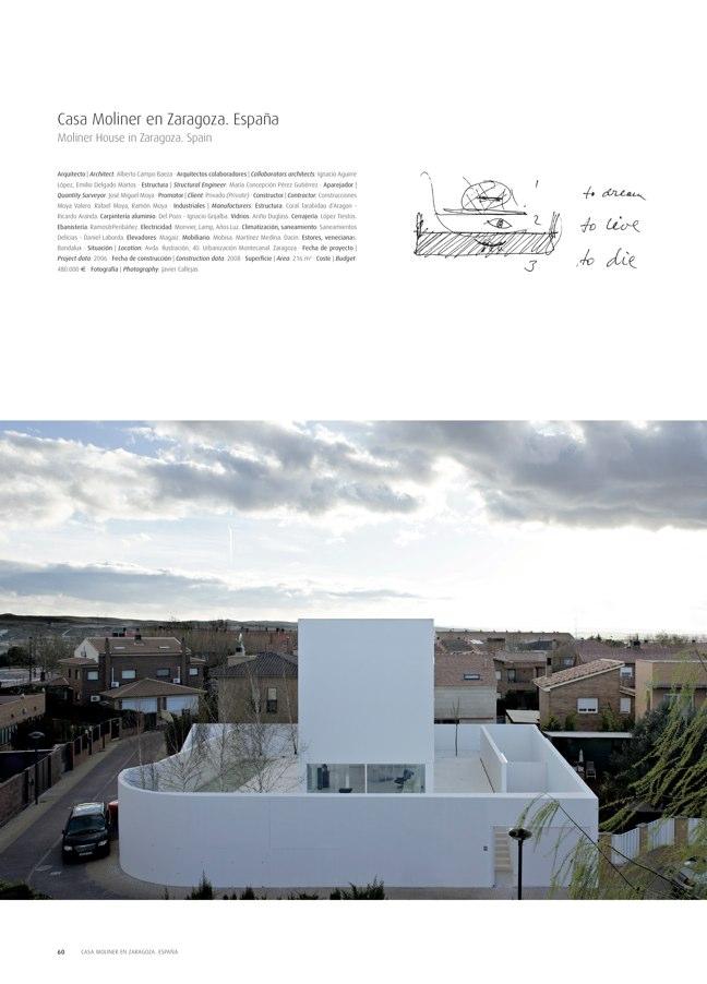 TC Cuadernos 112 ALBERTO CAMPO BAEZA. ARQUITECTURA 2001-2014 - Preview 14
