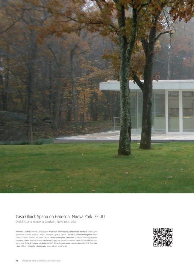 TC Cuadernos 112 ALBERTO CAMPO BAEZA. ARQUITECTURA 2001-2014 - Preview 17
