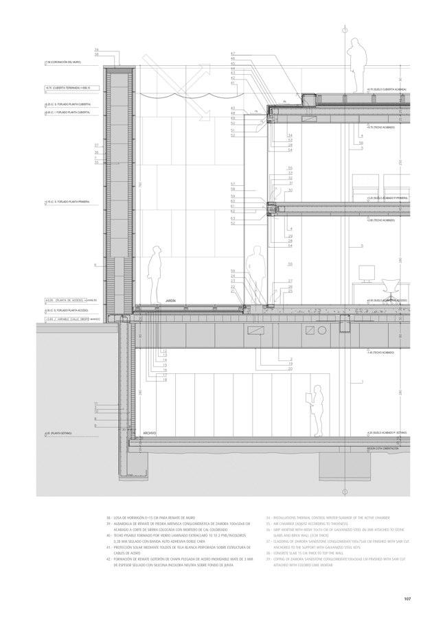 TC Cuadernos 112 ALBERTO CAMPO BAEZA. ARQUITECTURA 2001-2014 - Preview 25